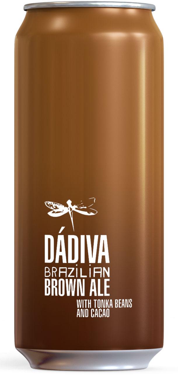 Dádiva Brazilian Brown Ale