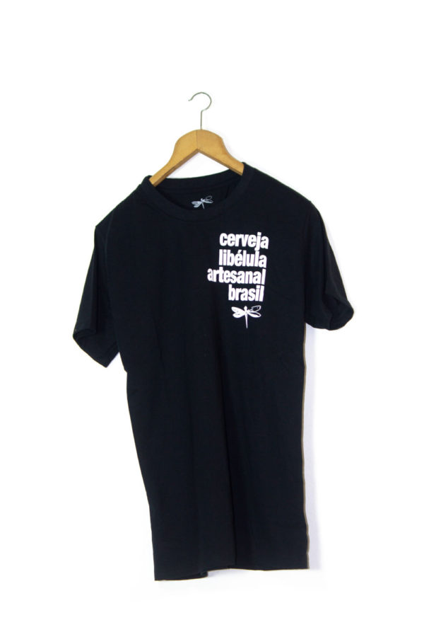 Camiseta Dádiva Preta