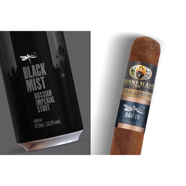 Dádiva Kit Black Mist