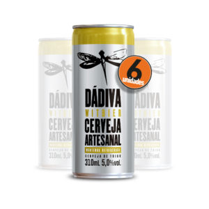 Pack com 6 Dádiva Witbier 310ml