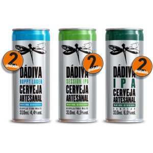 Dádiva Pack Hoppy