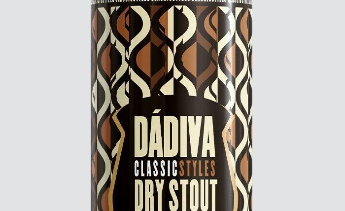 Dádiva Classic Styles Dry Stout