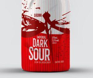 Dádiva - Imperial Dark Sour Blueberry