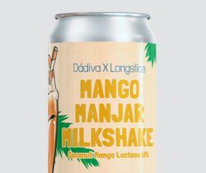 Dádiva & Longslice (Canadá) - Mango Manjar Milkshake
